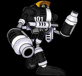 E-101 Beta - Sonic Adventure by Luigiandmario123456