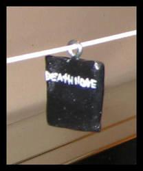 Death Note Keychain by kimurii
