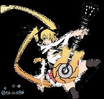 anime girl render 10 by Rukirin16