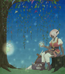 Stray Fairy Hunt - Maisy by LaudyLau