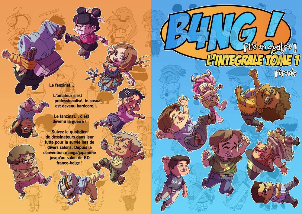 B4ng! INTEGRALE tome 1 !!! by Furedo