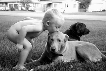Puppy Love. by Kelsey-Anne