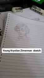 Sketch by MoonlightCorvus