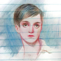 A boy by MoonlightCorvus