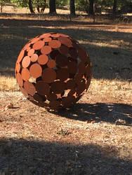 Metal sculpture  by Saraeustace91