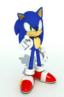 VTD: Sonic the Hedgehog by vicenticoTD