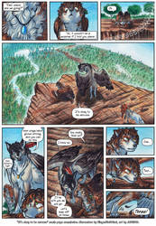 It's Okay To Be Nervous [COMIC PAGE COMMISSION] by ARVEN92