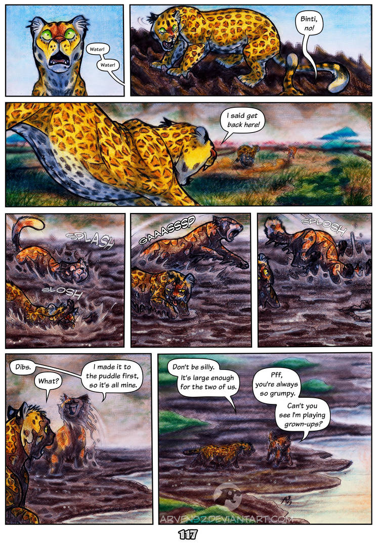 Africa -Page 117 by ARVEN92