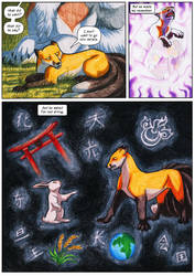 Ascend - Prologue Page 3 by ARVEN92