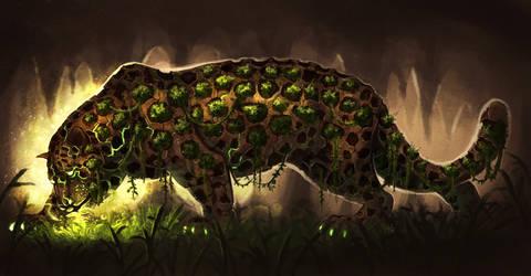 Jungle Jaguar by ARVEN92