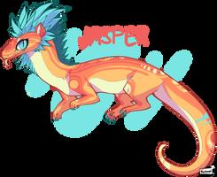 Jasper [CLOSED, WINNER ANNOUNCED] by pseudodragons-den