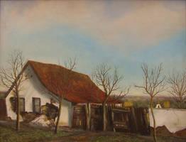 White house by thesvetislav
