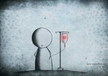 Love Transfusion by marii85