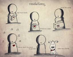 Resolutions by marii85