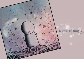 World of magic. by marii85