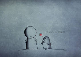 Will you be my penguin? by marii85