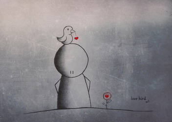 Love Bird. by marii85