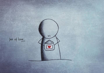 Jar of love. by marii85