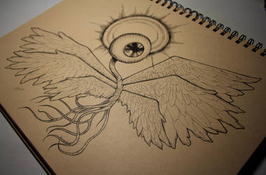Seraphim Eye by Creative-Caro