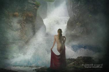 The Bath of Venus by KangTengri