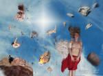 Meteors by KangTengri
