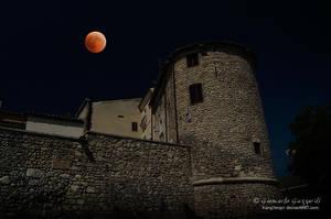 moon Bloody moon by KangTengri