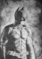Batman the Dark Knight - CUSTOM ORDER by drSIDDHI