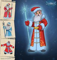 Ded Moroz by TarXor