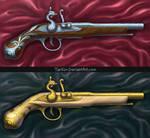 Pistols by TarXor