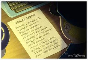 Police Report by TarXor
