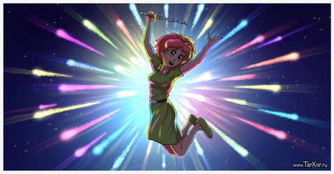 Jump Up by TarXor