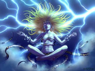 Lighting Fast Meditation by TarXor