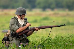 German soldier by plandeka