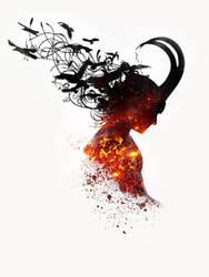 'Fire' by sueworld