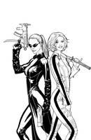 Killer girls by UnderdogMike