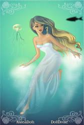 Water Spirit by OceanSilverBreeze