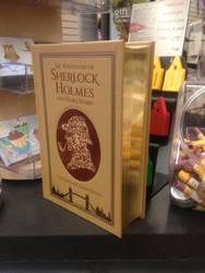 The Great Big Book of Sherlock by OceanSilverBreeze