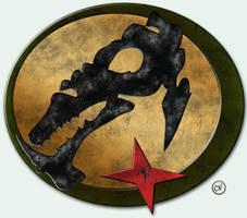 Crest of Clan Barec by CorranFett