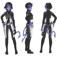 Blutverschieber Reference Sheet (Request) by BrightShadowM8