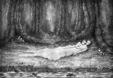 Amanita virosa by SandraHultsved