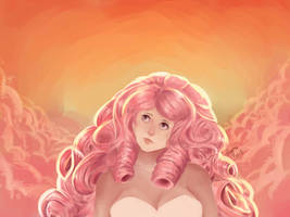 Rose Quartz by CatitaRisonha