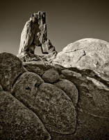 Alabama Hills - Arch by themobius