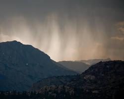 Rain over June Lake by themobius