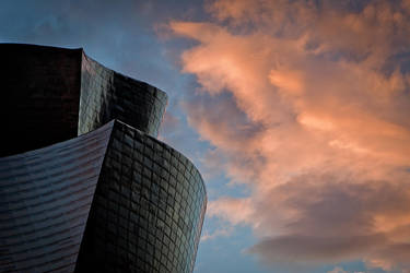 Bilbao Skyline by themobius