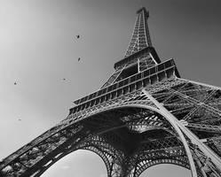 Eiffel Tower by themobius