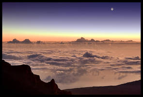 Haleakala Sunrise 2 by themobius