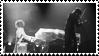 Stamp - X-JAPAN II - b+w by DieNaerrin