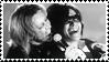 Stamp - X-JAPAN IV - b+w by DieNaerrin