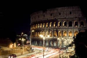 Traffic in Rome by raza17