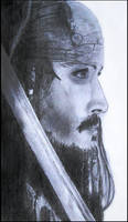 Jack Sparrow by Susi-THzombie